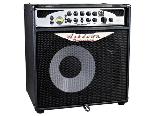 """Ashdown Rm-c112t-500 Evo Rootmaster Combo - Amplificatore Combo Per Basso 12"""" Con Tweeter 500w"""