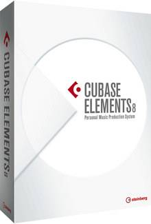 STEINBERG CUBASE 8 ELEMENTS EDUCATIONAL