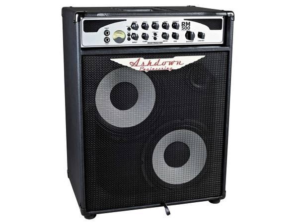 "Ashdown Rm-c210t-500 Evo Rootmaster Combo - Amplificatore Combo Per Basso 2x10"" Con Tweeter 500w"