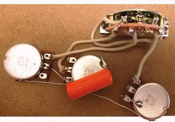 Schema Cablaggio Fender Stratocaster : Dreamsongs pickups wiring kit cablaggio per fender