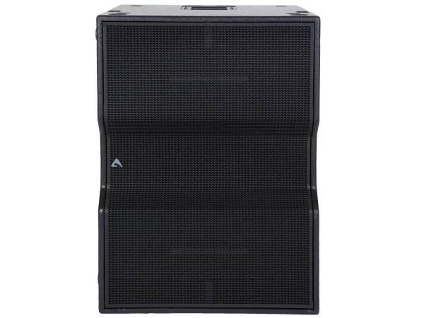"""Proel Sw215a - Subwoofer Attivo 2x15"""" Manifolded Band Pass 2000w"""
