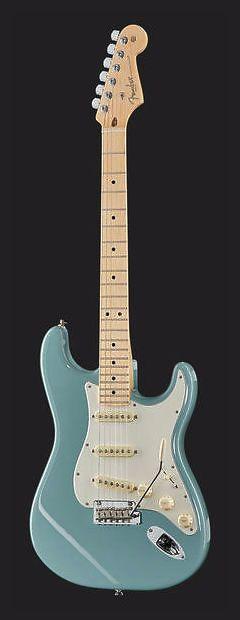 Fender American Pro Stratocaster MN SNG - AM Pro Strat - Sonic Gray