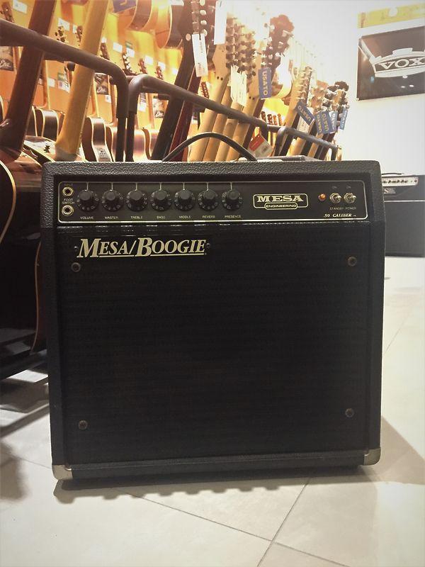 Mesa Boogie Caliber 50