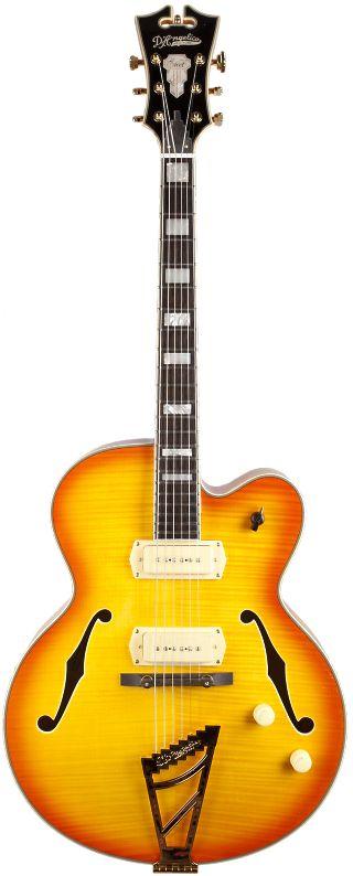 D'Angelico Guitars Ex-59