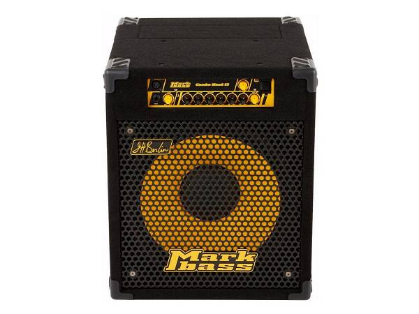 "Markbass Cmd 151p Jeff Berlin - Amplificatore Combo Per Basso 1x15"" 300w Jeff Berlin Signature"