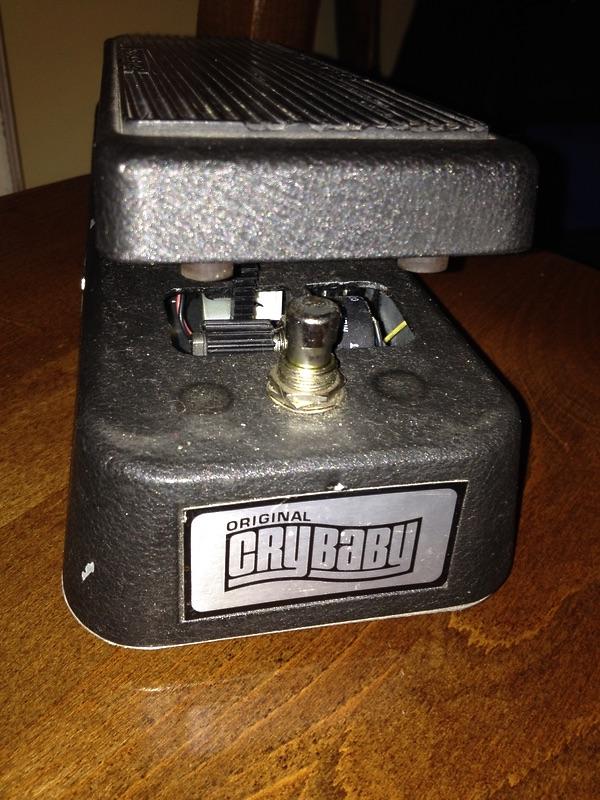Dunlop Cry Baby GCB-95 (spese di spedizione incluse)