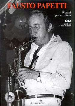 Fausto Papetti: 9 BRANI PER SAX+CD BASI