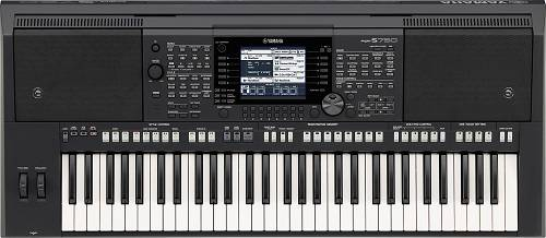 Yamaha - Tastiera Yamaha PSR-S750