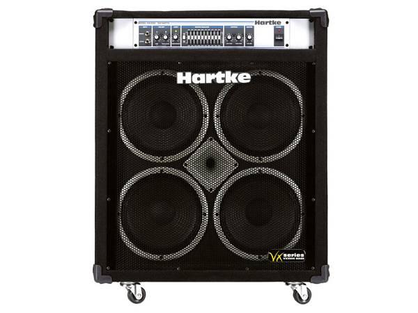 """Hartke Vx3500 - Amplificatore Combo Per Basso 4x10"""" 350w"""