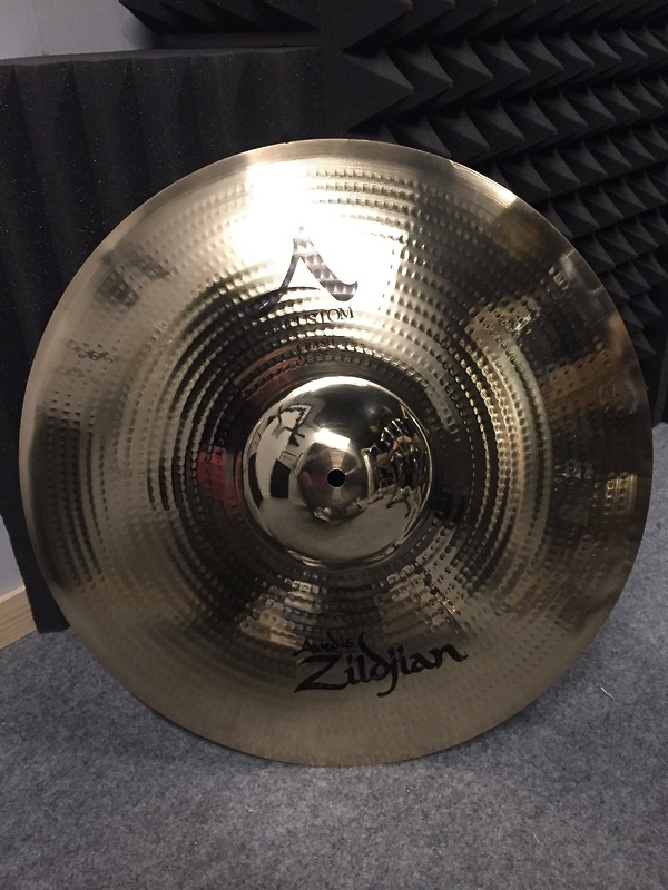 Zildjian A Custom 19 Crash
