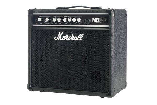 MARSHALL - MB30 30 Watt Bass Combo, 2 canali Serial Effects Loop spedizione inclusa