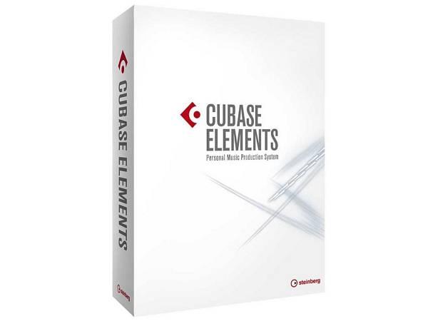 Steinberg Cubase Elements 9 - Software Per Produzioni Musicali Avanzato