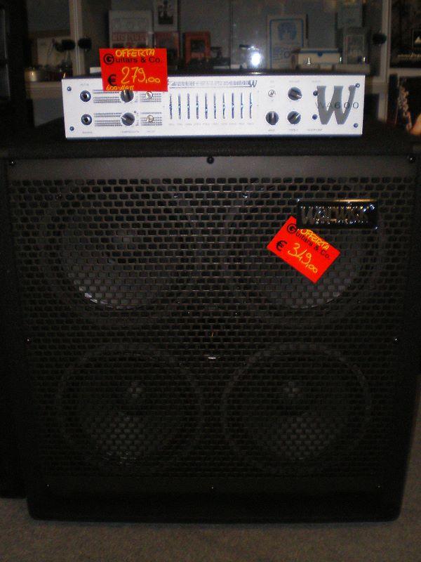 Warwick WCA410