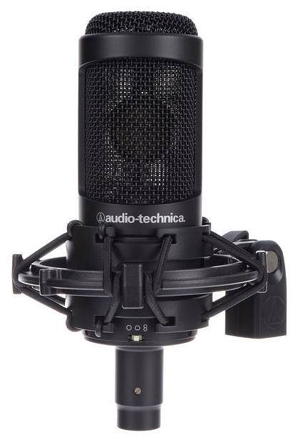 AUDIO TECHNICA AT2050 MICROFONO A CONDENSATORE MULTIPOLARE DA STUDIO