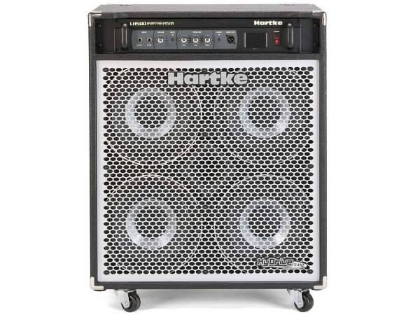 """Hartke 5410c Hydrive - Amplificatore Combo Per Basso 4x10""""/1"""" 500w"""