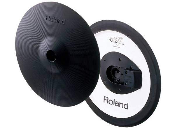 "Roland Cy-15r V-cymbal Ride - Pad Piatto Ride 15"""