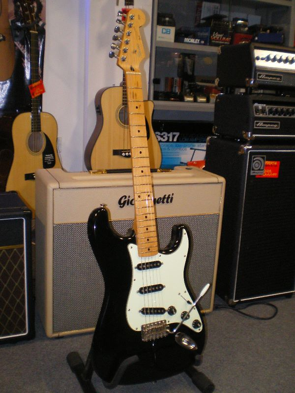 Squier Stratocaster Made in Japan 1990