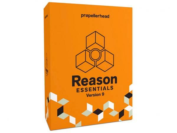 Propellerhead Reason 9 Essentials - Software Per Produzioni Musicali