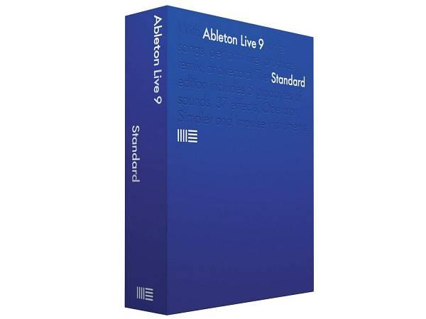 Ableton Live 9 - Software Per Produzioni Audio