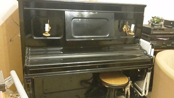 Schiedmayer pianoforte verticale