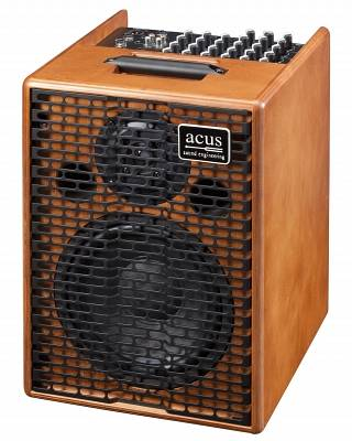 Acus One ForStrings 8 -  Amplificatore per Chitarra Acustica - Voce e Strumenti