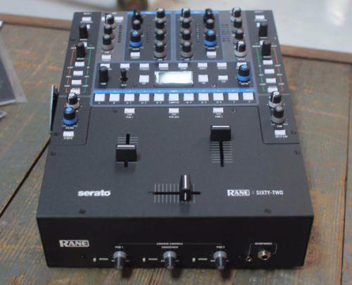 Rane 62 Sixty Two Mixer Serato