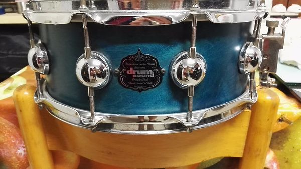 Drum Sound 14x5 All maple shell Non scambio