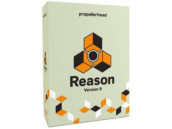 Propellerhead Reason 9 Upgrade Da Versioni Precedenti - Software Per Produzioni Musicali