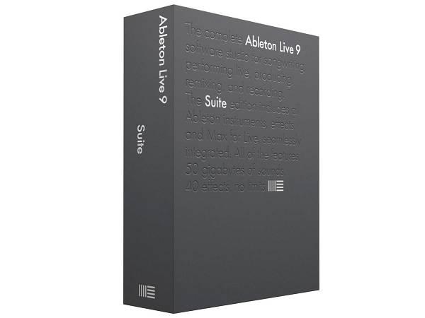 Ableton Live 9 Suite Upgrade From Intro - Software Per Produzioni Audio