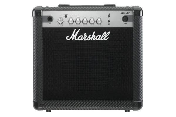 MARSHALL - MG15CF 15 Watt Carbon Fiber Combo spedizione inclusa