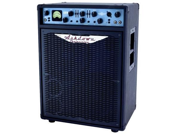 """Ashdown Abm C210h Neo Evo Iii - Amplificatore Combo Per Basso 2x10"""" 575w"""