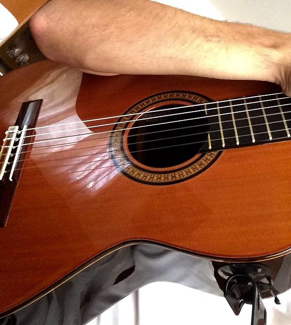 Ramirez 2 e 1989 chitarra classica spagnola