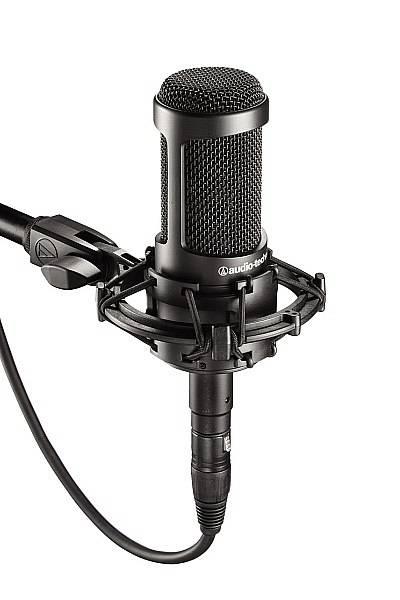 Audio Technica - AT2035