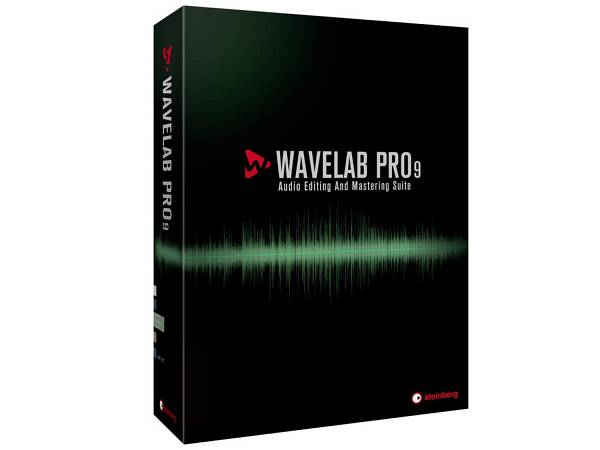 Steinberg Wavelab Pro 9 - Educational - Suite Di Software Per Editing E Mastering Audio
