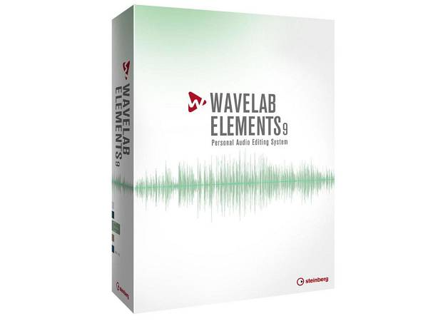 Steinberg Wavelab Elements 9 - Suite Di Software Per Editing E Mastering Audio