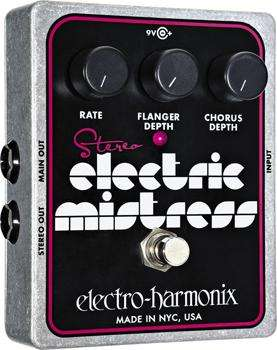 ELECTRO HARMONIX EH STEREO ELECTRIC MISTRESS