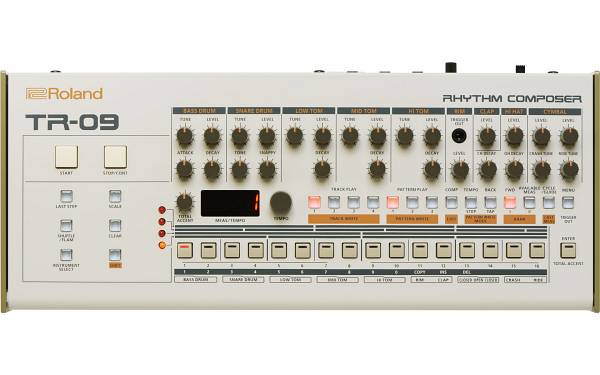 ROLAND TR09 Boutique Drum Machine