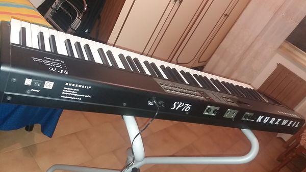 Kurzweil Sp76