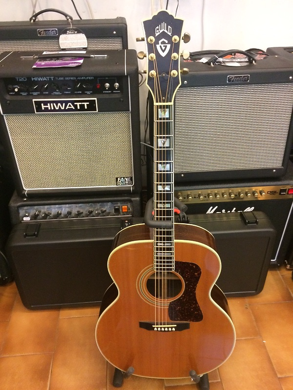 Guild JF 55 Made in usa - 1991