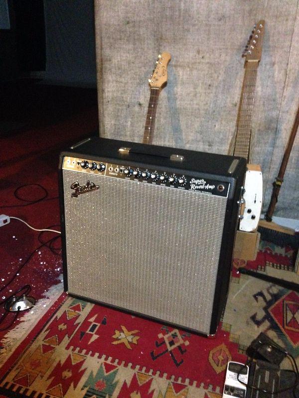 Fender super reverb reiusse 59