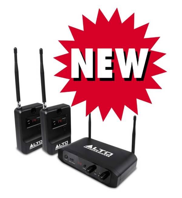 Stealth sistema senza fili Trasmissione AUDIO Wifi 2 CH per altoparlanti Attivi