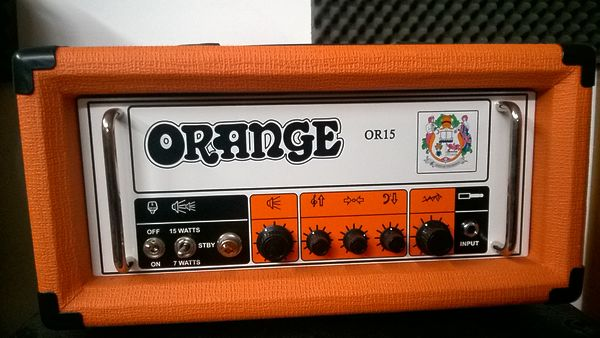 Orange OR15 (OR50 AD30 TH30 Rockerverb Tiny Terror) ultimo ribasso
