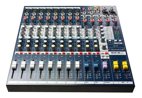 Soundcraft EFX 8 Mixer Studio