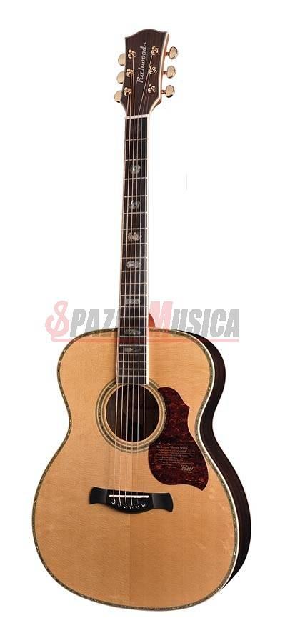 Chitarra Acustica Auditorium 000 Richwood Master Series A-70-VA