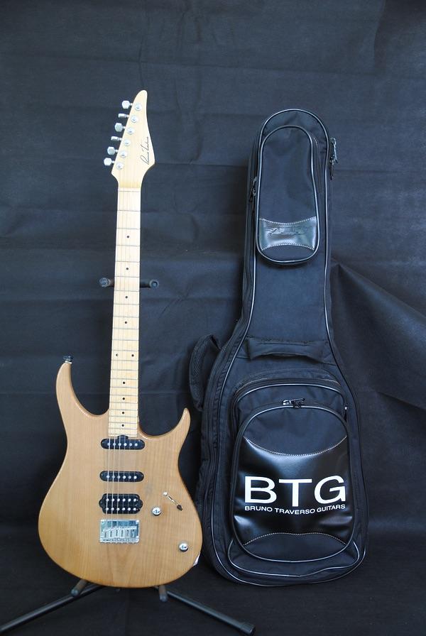 Bruno Traverso Guitars JOY entry level