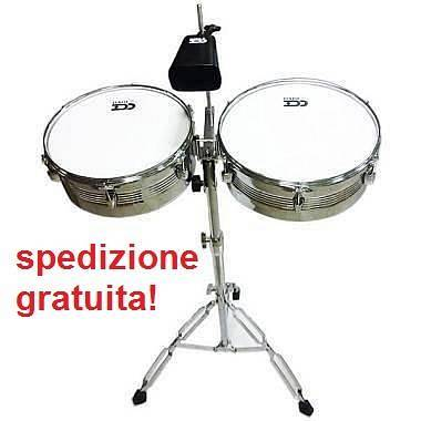 TIMBALES LT1314 CON SUPPORTO