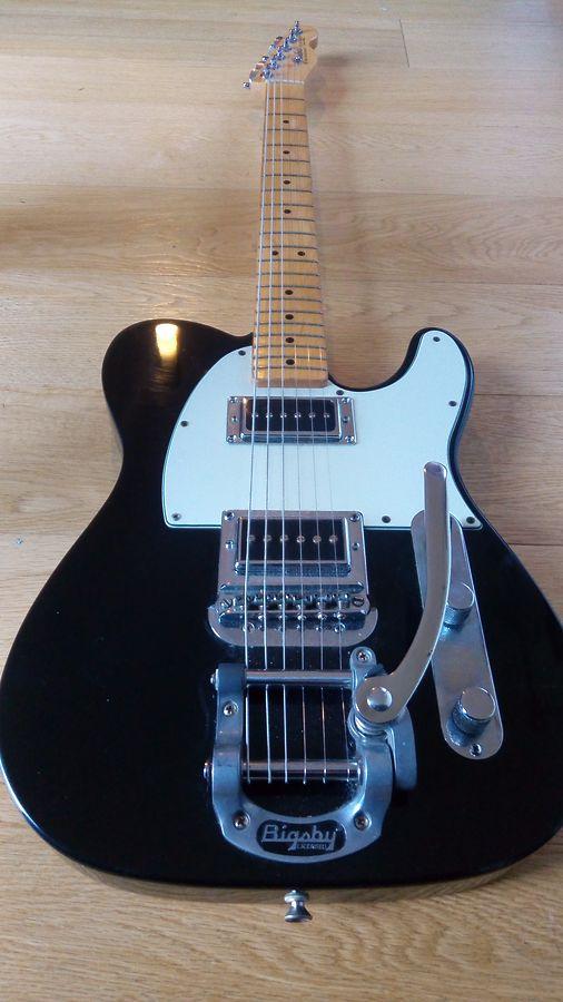 Fender Telecaster Mexico Bigsby P90