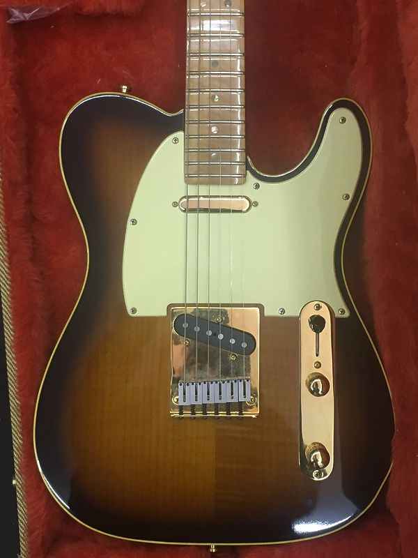 Fender telecaster classic 40th  limited ediction
