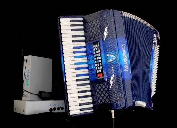 Musictech fisarmonica