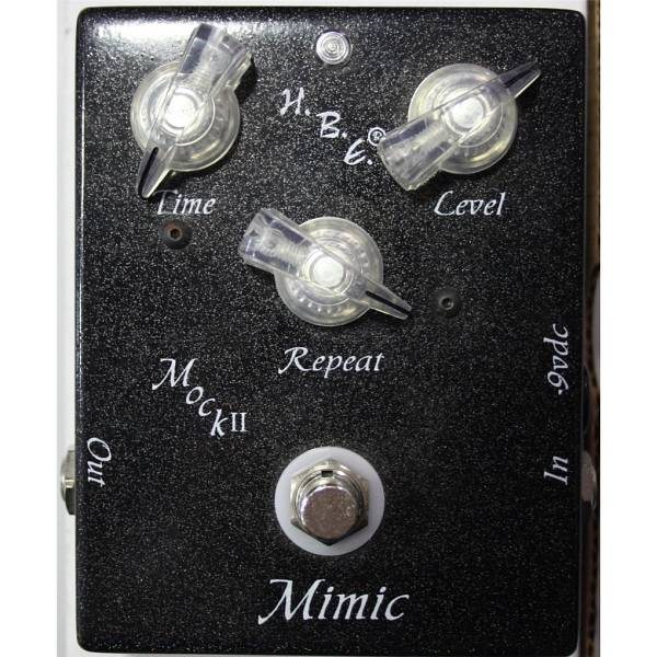 HBE HOMEBREW ELECTRONICS MIMIC MOCK II 2 Analog Delay